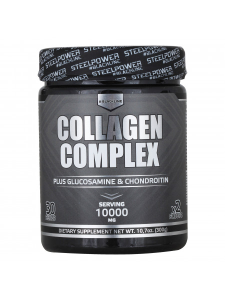 Steel Power Collagen Complex 300 г