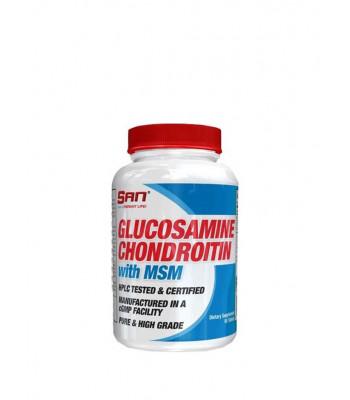 San Glucosamine Chondroitin MSM 90 таб