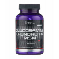 Ultimate Nutrition Glucosamine & Chondroitin + MSM