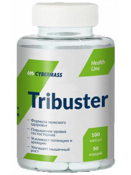 Cybermass Трибустер Tribuster без вкуса 100 капс