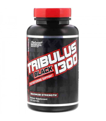 Nutrex Tribulus Black 1300 мг 120 капс
