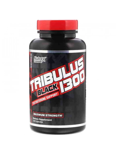 Nutrex Tribulus Black 1300 мг 120 капс