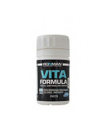 IRONMAN Vita Formula