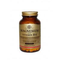 Solgar Магний с витамином В6 250 таблеток