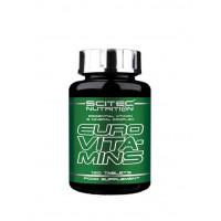 Scitec Nutrition Euro Vita-Mins 120 таб
