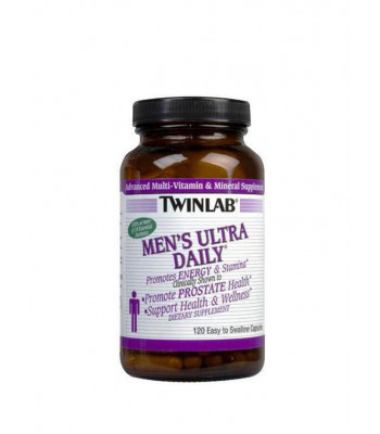 Twinlab Mens Ultra Daily 120 капс