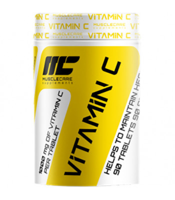 Muscle Care Vitamin C 90 таб