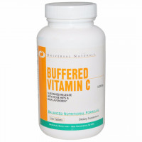 Universal Nutrition Vitamin C Formula 100 таб.