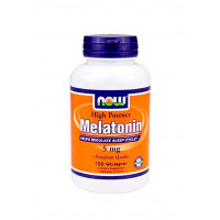 NOW Melatonin 5 mg 180 капс