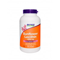 Sunflower Lecithin 1200 мг 100 капсул