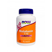 NOW Melatonin 3 mg 180 капс