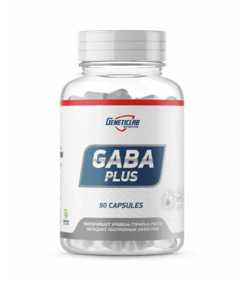 Geneticlab Gaba Plus 90 капс