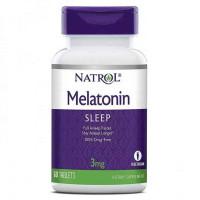 Natrol Melatonin 3 мг 60 таб