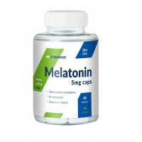 Cybermass Melatonin 5 мг 60 капс