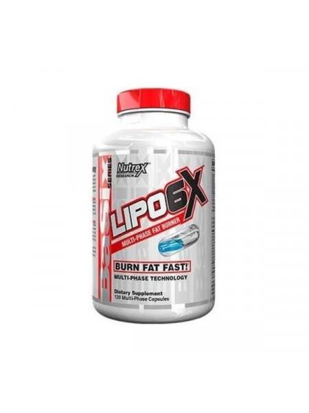 Nutrex Lipo-6 X 120 капс