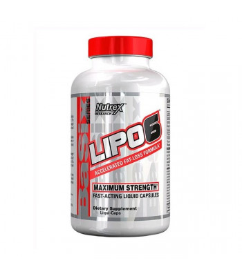 Nutrex Lipo-6 120 капсул