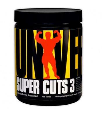 Universal Nutrition Super Cuts 3 130 табл